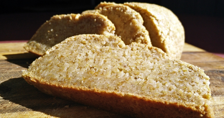 Hearty Paleo Vegan Bread