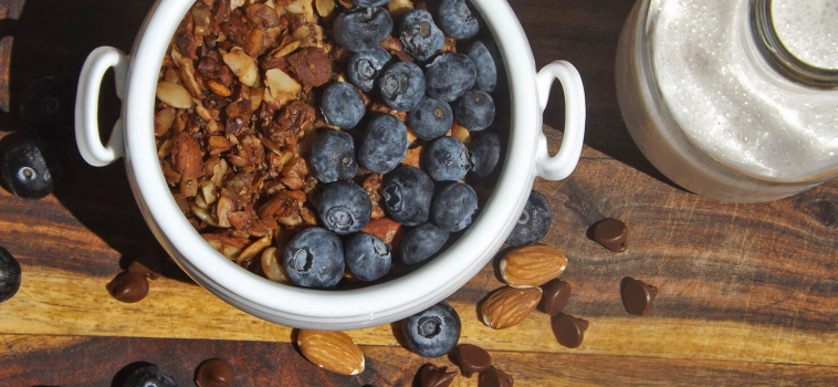 Homemade Grain Free Granola