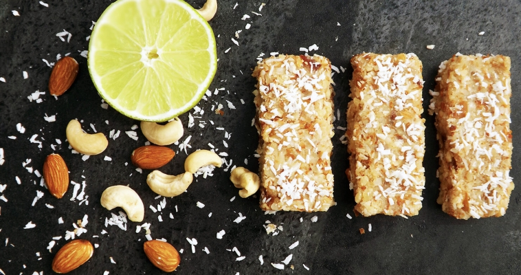 Coconut Lime Bars – Key Lime Heaven