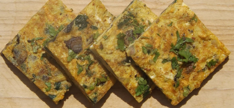 The Anytime Omelet