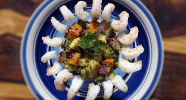 shrimp avocado salad8